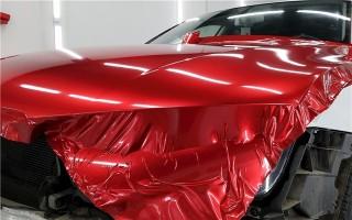 Сколько стоит оклейка машины плёнкой?