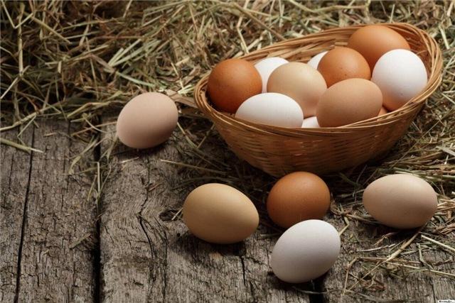 Сколько стоит десяток домашних яиц